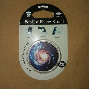 Accessories - Galaxy Phone Stand